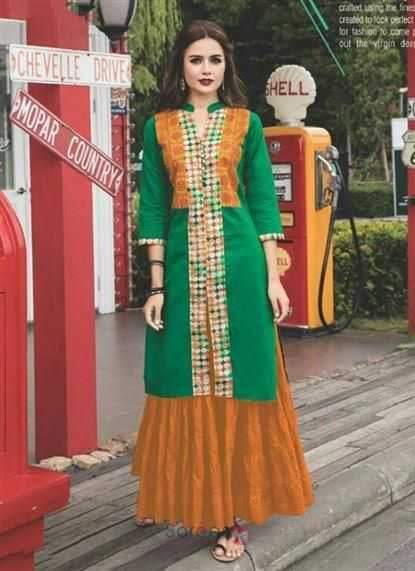 baa7aa99df1 Kurtis online - buy designer kurtis   suits for women - myntra online  shopping in usa