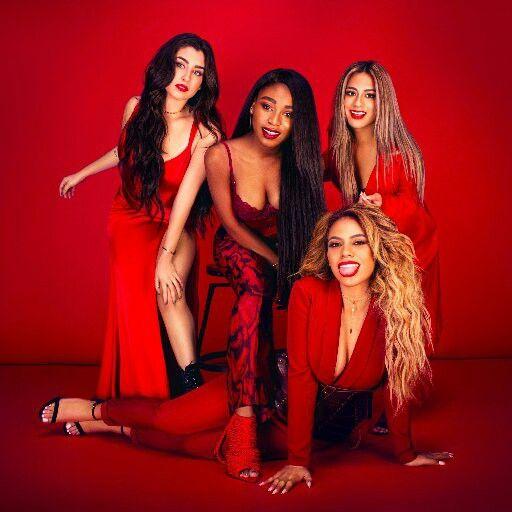Fifth Harmony: Lauren Jauregui,  Dinah Jane, Ally Brooke & Normani Hamilton
