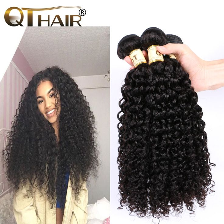 7A Indian Virgin Hair 3 Bundle Deals Indian Kinky Curly Weave Human Hair Bundles Virgin Indian Curly Hair Bundles