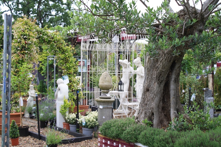 26 best Garden Displays images on Pinterest | Garden centre, Garden ...