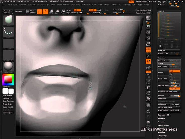 mouth tut  also--look into eduardo lanteri