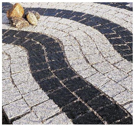 Kostka brukowa,płyty chodnikowe,tarasowe,schodowe, elementy ogrodowe : Kostka brukowa beganit 6cm m2