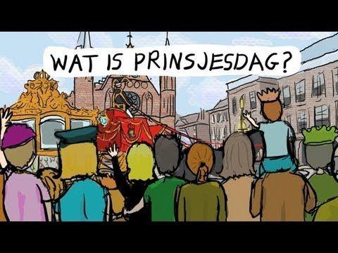 Wat is Prinsjesdag? - YouTube