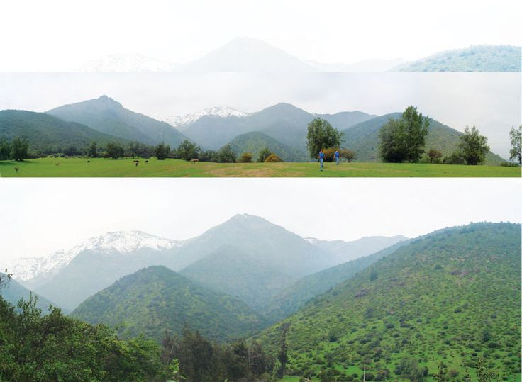Research: Territorial management of Santiago´s foothills.