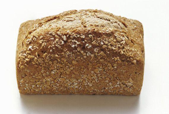 pane casereccio integrale fatto con la macchina del pane | Benessere Integrale
