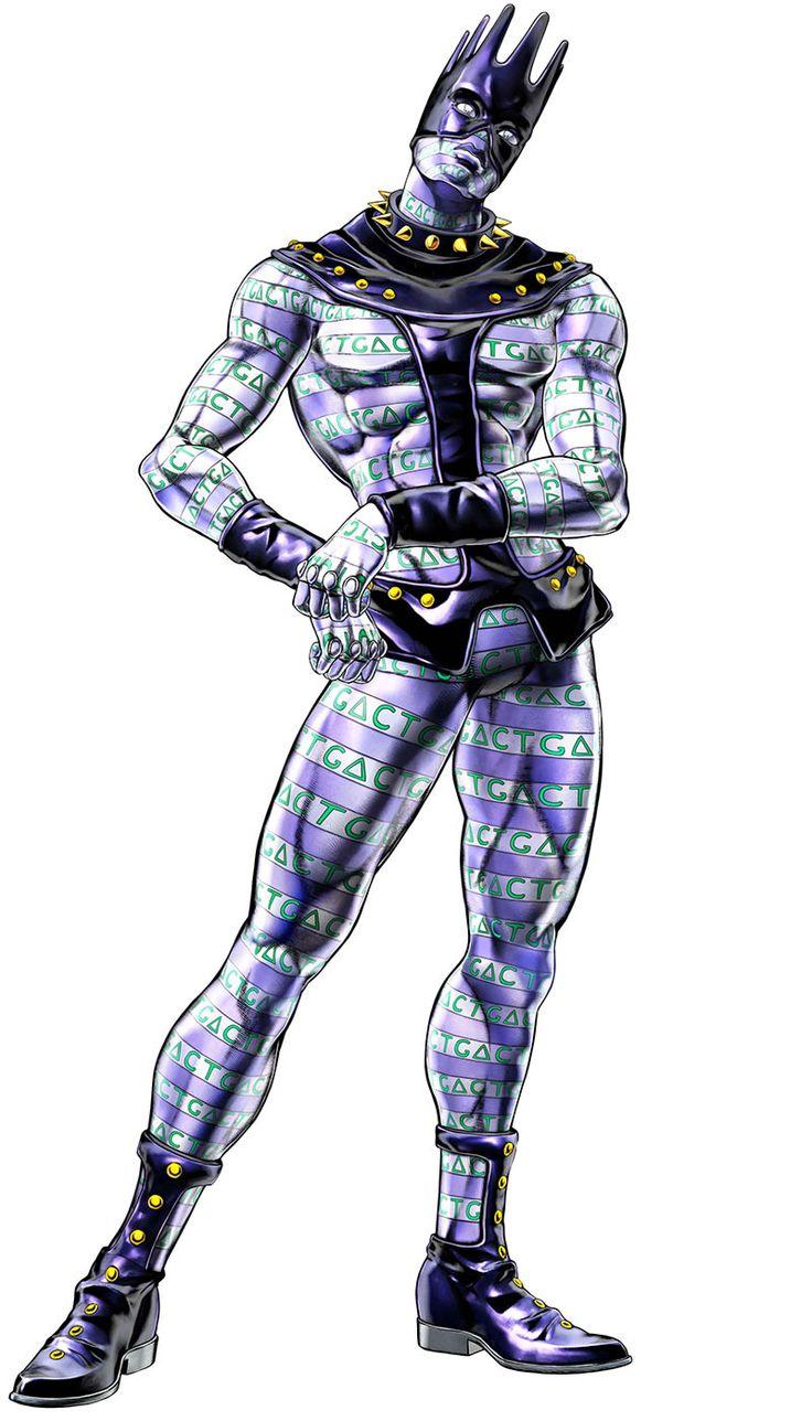 Stand Designs Jojo : Whitesnake jojo s bizarre adventure all star battle art