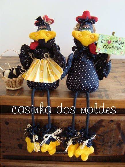 galinhas mimosas e queridas