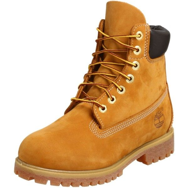 """Timberland Men's 6"""" Premium Boot ($114) ❤ liked on Polyvore featuring men's fashion, men's shoes, men's boots, men's work boots, shoes, boots, zapatos, timberland mens boots, timberland mens work boots and mens long boots"""