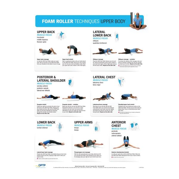 17 Best Images About Foam Roller Stretches Amp Exercises On