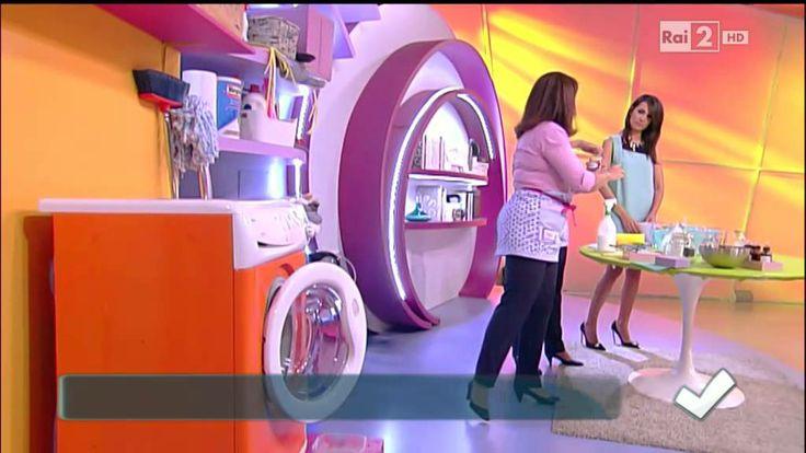 Detto Fatto - Titty e Flavia ci spiegano i trucchi della lavatrice  27/0...