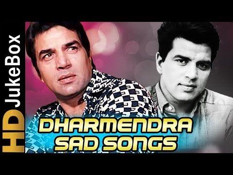 Dharmendra Sad Songs Jukebox   Evergreen Hindi Video Songs Collection   Classic Hindi Hit Songs