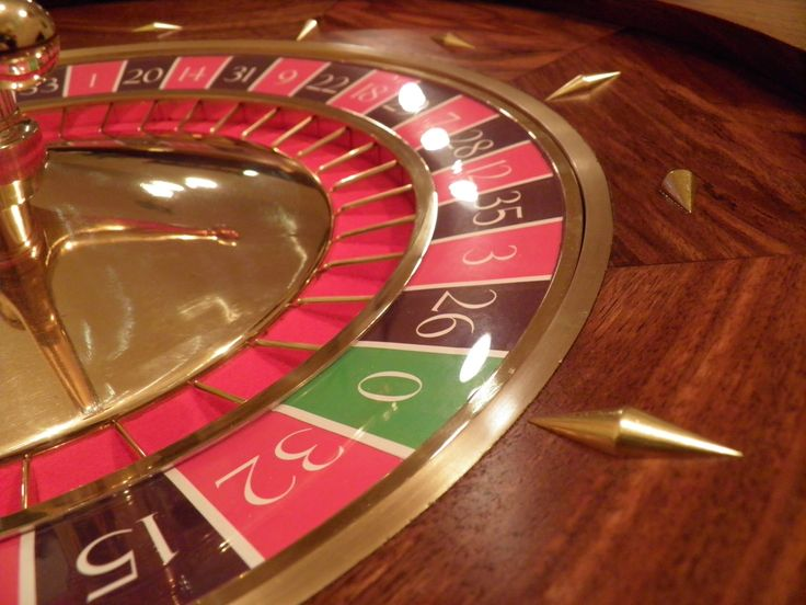 Restaure roulette wheel