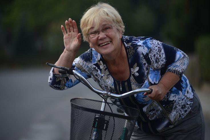 W najbliższą sobotę (12 września) o godz. 10 przy Muszli Koncertowej w Ogrodzie Saskim odbędzie się casting do filmu promującego ruch rowerowy.