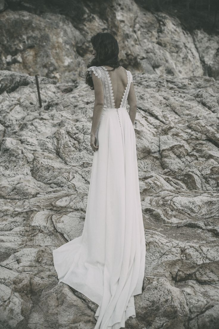 Wedding dress goals... Boho bridal bliss | Bali Event Hire
