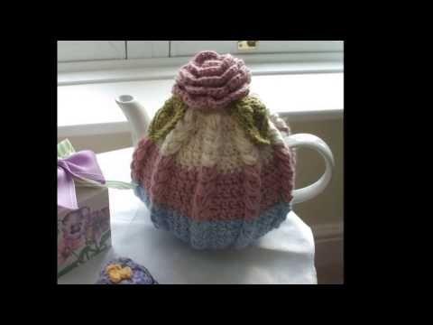 Resultado de imagen para teteras tejidas al crochet