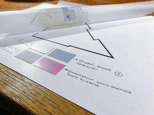 Project Nieuw Vennep - Interieuradvies en styling door Little Deer!