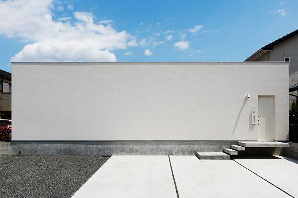 平屋建てに住まう 施工事例(東京・名古屋・大阪) | アーキッシュギャラリー