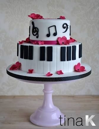 Image result for piano cake