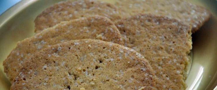 Biscotti vegani al latte di riso e cocco (senza glutine)