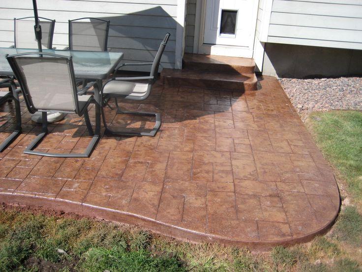 Concrete Patios Denver - Home Design Ideas and Pictures