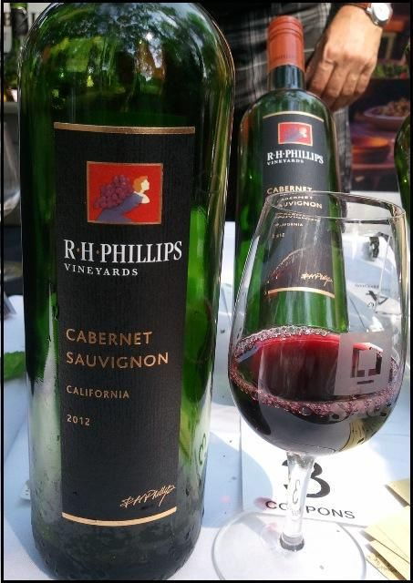 R.H Phillips, Cabernet Sauvignon, California, wine