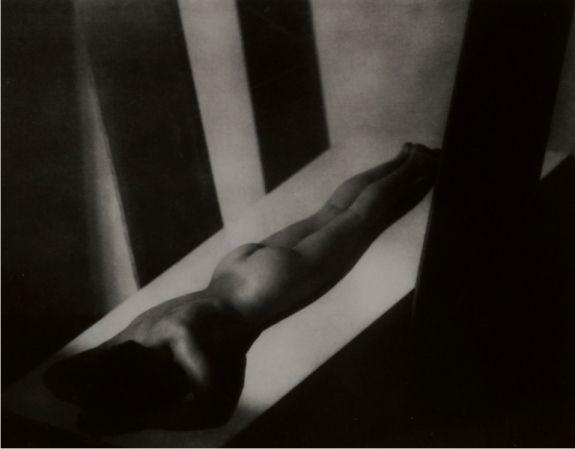 Frantisek Drtikol (1883-1961) : Geometric Nude 1920s/1960s