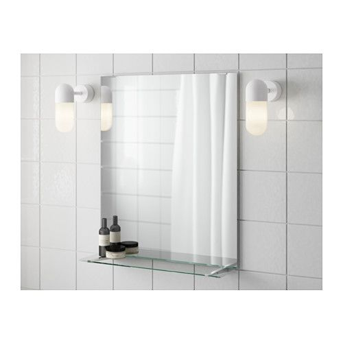 12 Euro IKEA FULLEN mirror with shelf 50x60 cm Article no: 601.890.27 The price reflects selected options