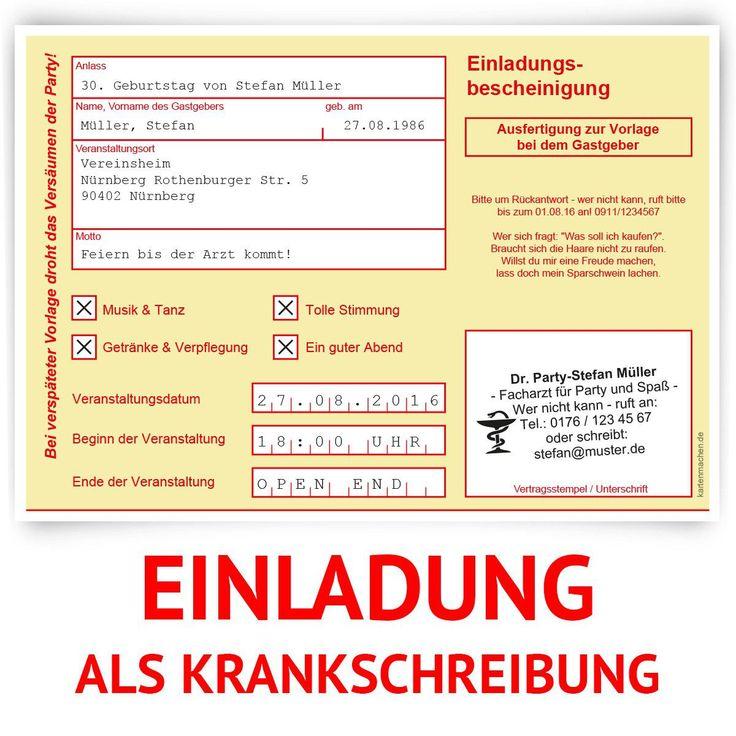 einladungskarten geburtstag kostenlos gestalten ausdrucken, Einladungsentwurf