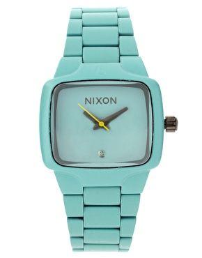 Nice Blue Nixon #Watch