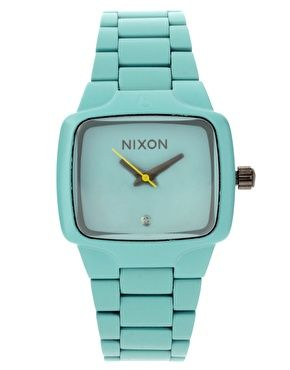 Nice Blue Nixon Watch