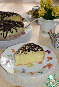 """Простой торт """"К чаю"""" - кулинарный рецепт"""