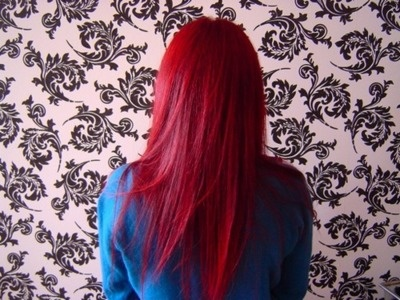 .: One Day, Hair Colors, Platinum Blondes, Beautiful, Henna Hair Dyes, Hair Style, Red Hair Color, Redheads, Red Head