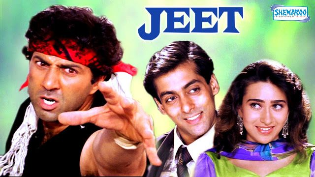 jeet 1996 watch hindi movie online h tv watch