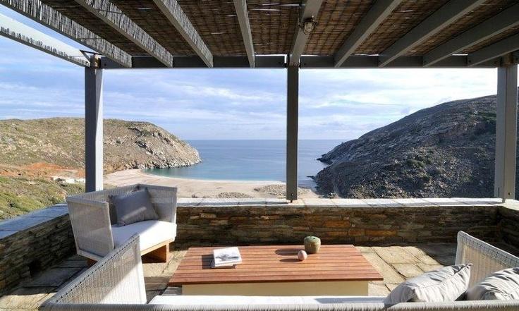 Aegea Blue - #Andros - #Grrece | Trésor Hotels & Resorts