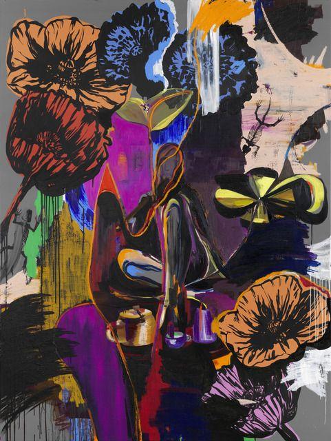 Adam Saks, 'Green Bliss,' 2013, Galerie Forsblom