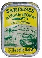 Sardines in de citroen