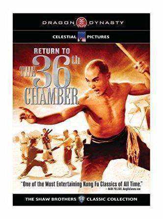 Gordon Liu & Kara Hui & Chia-Liang Liu-Return To The 36th Chamber