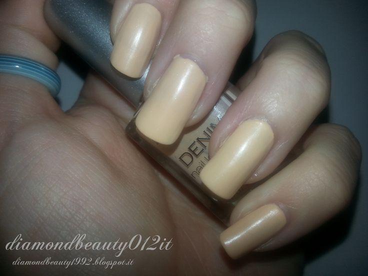KIKO Milano nail lacquer Denim effect n°459