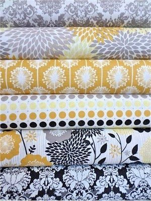 Andrea Victoria Quilting Fabric Bundle 6 Total by PTLScharityshop, $19.00
