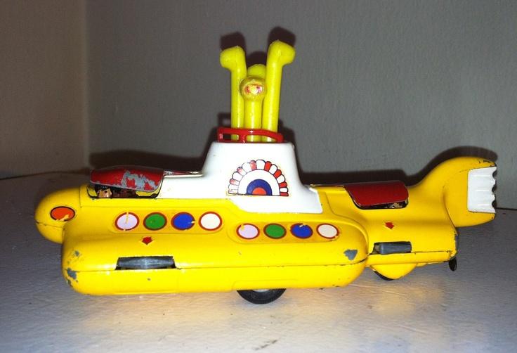 Beatles Yellow Submarine Toys 28
