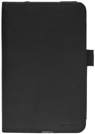 """IT Baggage чехол для Lenovo Idea Tab 7"""" A7-30 (A3300), Black  — 560 руб. —  Чехол IT Baggage для планшета Lenovo Idea Tab 7"""" A7-30 (A3300) - это стильный и лаконичный аксессуар, позволяющий сохранить планшет в идеальном состоянии. Надежно удерживая технику, обложка защищает корпус и дисплей от появления царапин, налипания пыли. Имеет свободный доступ ко всем разъемам устройства. В комплект к чехлу IT Baggage для Lenovo Idea Tab 7"""" A7-30 (A3300) входит непромокаемый футляр."""