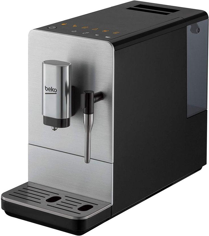 Beko 8814253200 ceg5311x bean to cup coffee machine in