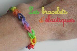 Un autre bracelet à élastiques sans métier à tisser   La cabane à idées