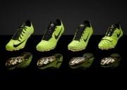 Londres 2012 : Nike mise sur le jaune fluo et la collection Volt pour l'athlétisme
