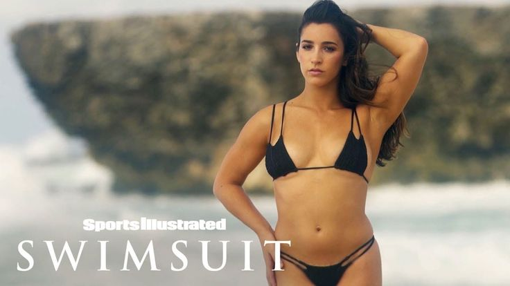Aly Raisman Comes Back Stronger Than Ever In Sexy Shoot | Intimates | Sports Illustrated Swimsuit