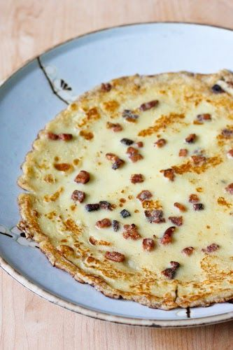 Here in the US, when we think pancakes, we think the fluffy buttermilk sort, doused with maple syrup perhaps, or bubbling blueberries. Th...
