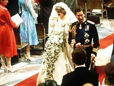 Charles and Diana's wedding