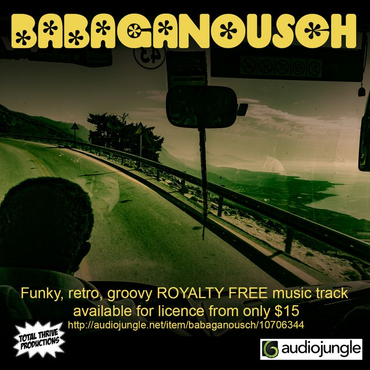 #babaganoush - #royaltyfree #music by Total Thrive. To hear the full version and buy a licence https://audiojungle.net/item/babaganousch/10706344 @envato @envatomarket @envatostudio #funk #recipe #food #foodie #retro #grangehill #groovy #gopro #comedy #kids #animation #blog #vlog #travel #photography #drone #moog #minder #startup #kickstarter #hipster #coffee #brewery #beer #cafe