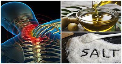 Salute & Benessere: Mescola sale ed olio d'oliva e non avrai più probl...