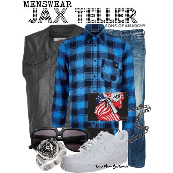 """""""Sons of Anarchy"""" by wearwhatyouwatch on Polyvore"""